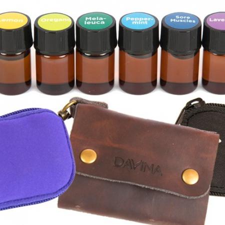 Custom Essential Oil Kits