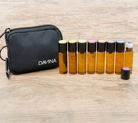 Davina Psychiatrist 4 oz essential oil roll-ons with kit